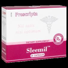 Sleemil - Слимил  оказывает успокаивающее действие.