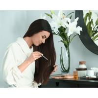 Этапы роста волос и продукты, способствующие здоровью волос.
