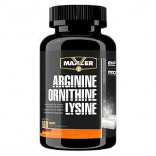 Arginine Ornithine Lysine - комплекс аминокислот.