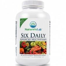 Six Daily Advanced Multivitamin