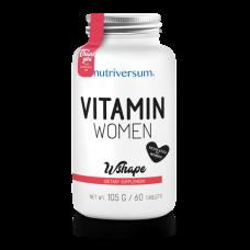 Vitamin Women - Витаминно-минеральный комплекс для женщин.