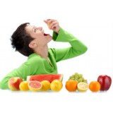 Диета, богатая фруктами, овощами может снизить риск диабета.