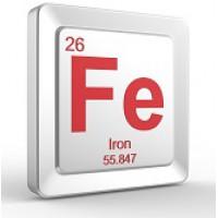 Дефицит такого важного минерала - железо.