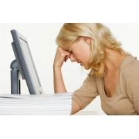 Почему стресс заставляет женщин полнеть.