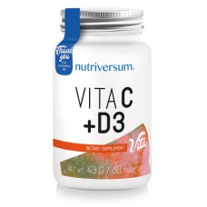 Vitamin C + D3