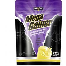 Mega Gainer – белково-углеводная смесь с 10%-м содержанием сывороточного протеина.