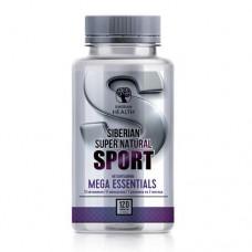 Мегавитамины для занятия спортом.