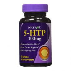 5-HTP 100 mg (30 капс)