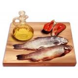 Специалисты советуют беременным женщинам есть жирную рыбу.