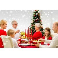 Врачи напомнили, чем полезны для здоровья новогодние праздники