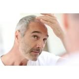 Седые волосы признак сердечно-сосудистых заболеваний у мужчин.