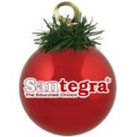 Поздравление Santegra Inc.