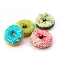 Чрезмерное увлечение пончиками и пирожными может привести к депрессии